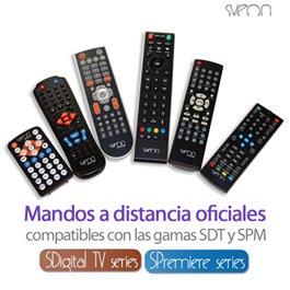 MANDO A DISTANCIA SPM200/250