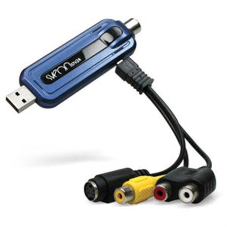 STV24 SINTONIZADOR USB DE TDT CON HDTV