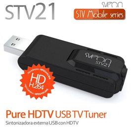 Sintonizadora Tv HDTV USB TV Tuner STV21
