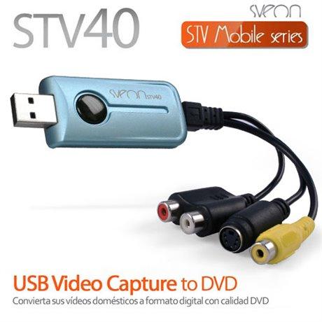 USB Video Capturadora STV40