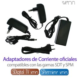 ADAPTADOR CORRIENTE SMP100