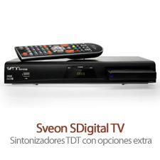SDT - Sintonizador TDT