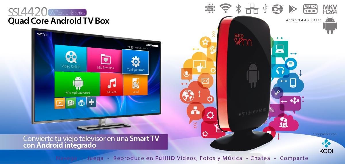 Android TV Box - Quad Core